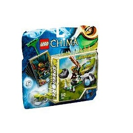 Lego Legends Of Chima: Boulder Bowling Figurines and Sets