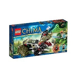 Lego Legends Of Chima: Crawleys Claw Ripper Figurines and Sets