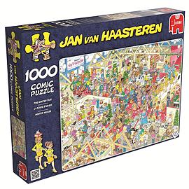 Jan van Haasteren Winter Fair 1000pcs Traditional Games