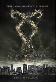 The Mortal Instruments 1: City of Bones Movie Postcard Collection (Movie Tie-in) (Paperback) Books