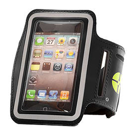 Apple iPhone 4/4s Sports Running Armband Case - Black Mobile phones