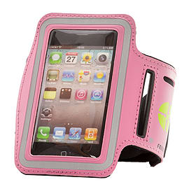 Apple iPhone 4/4s Sports Running Armband Case - Pink Mobile phones