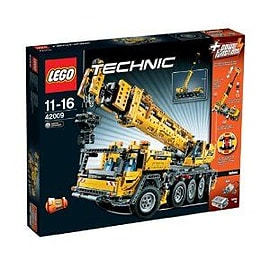 Lego Technic - Mobile Crane Mk Ii Blocks and Bricks