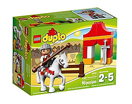 Lego Duplo Town : Knight Tournament Figurines and Sets
