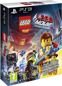 The LEGO Movie Videogame - Western Emmet Minitoy Edition (PlayStation 3) PS3