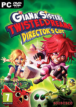 Giana Sisters: Twisted Dreams Directors Cut (PC DVD) PC