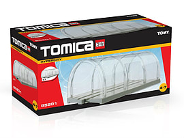 Tomy Tomica 85201 Clear Tunnel Figurines and Sets