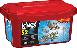 KNex Model 52 Building Set Figurines and Sets