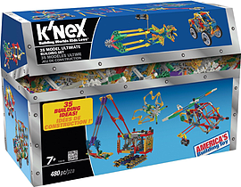 KNex Model 35 Building Set Figurines and Sets