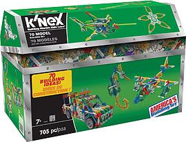 KNex Model 70 Building Set Figurines and Sets