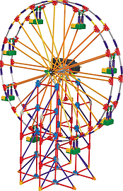 KNex Ferris Wheel Building Set Figurines and Sets