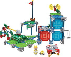 KNex Cat Mario Building Set Figurines and Sets