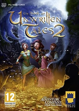 The Book of Unwritten Tales 2 (PC DVD) (MAC DVD) PC