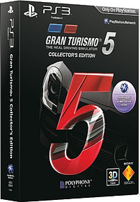 Gran Turismo 5: Collector's Edition (Playstation 3) PS3