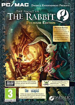 The Night of the Rabbit Premium Edition (PC DVD) PC
