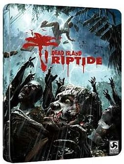 Dead Island Riptide Limited Edition Steelbook (Xbox 360) XBOX360