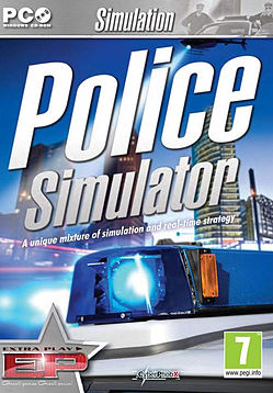 Police Simulator: Extra Play (PC DVD) PC