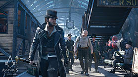 Assassin's Creed: Syndicate screen shot 1