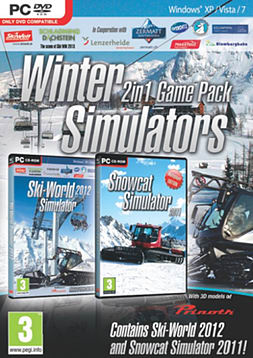 Winter Simulators 2 in 1 Game Pack (PC CD) PC