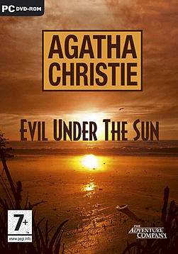 Agatha Christie: Evil Under the Sun (PC DVD) PC