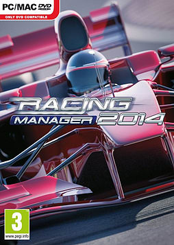 Racing Manager 2014 (PC DVD) PC