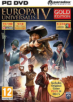 Europa Universalis IV Gold Edition PC