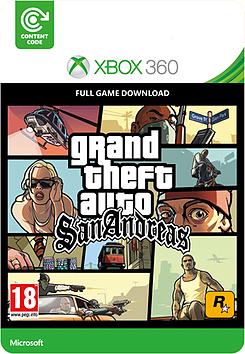 Grand Theft Auto: San Andreas Xbox Live
