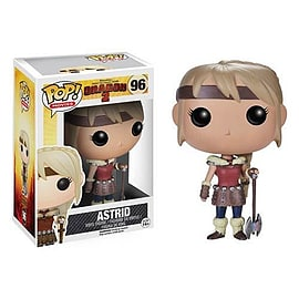 How To train Your Dragon 2 Astrid POP Vinyl Figure Figurines and Sets