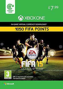FIFA 15: 1,050 Points Xbox Live