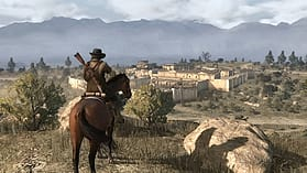 Red Dead Redemption screen shot 2