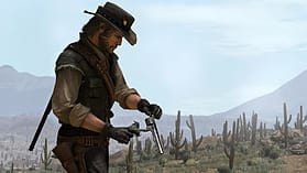 Red Dead Redemption screen shot 3