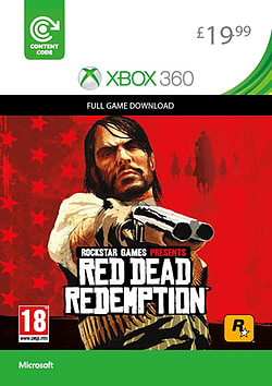 Red Dead Redemption Xbox Live
