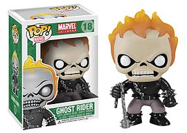 Ghost Rider Marvel Universe POP! Vinyl Bobble-Head Figurines and Sets