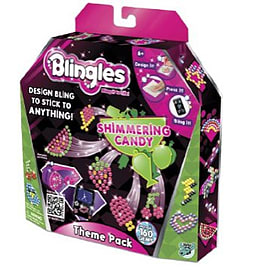 Blingles Theme Pack Figurines and Sets