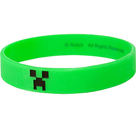 Minecraft Creeper Bracelet Clothing