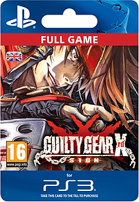 Guilty Gear Xrd -Sign- PlayStation 3