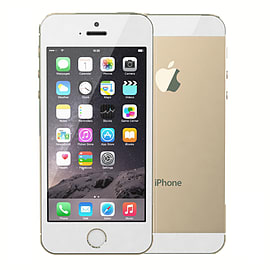 Apple iPhone 5S - 16GB Gold (Unlocked) SIM FREE Smartphone GRADE A Phones