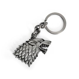 Game Of Thrones - stark Keychain (noble Collection) Keyrings