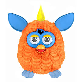 Furby Hot - Orange Figurines and Sets