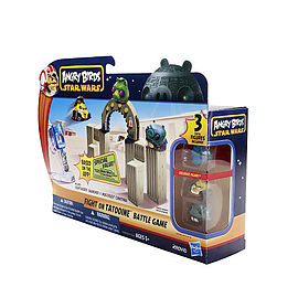 Star Wars Angry Birds Strike Pack Fight On Tatooine Figurines and Sets