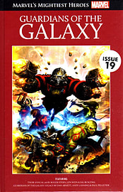 Guardians of the Galaxy (Marvels Mightiest Heroes issue 19) Books