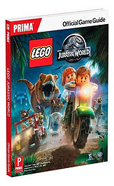 LEGO Jurassic World Strategy Guide Strategy Guides