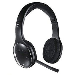 Logitech H800 Wireless Headset for PC and Mac PC