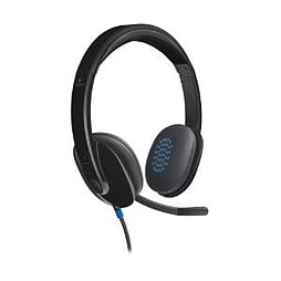 Logitech H540 USB Headset for PC and Mac PC
