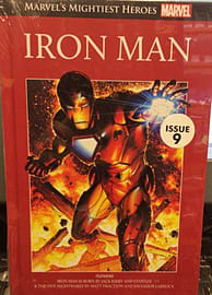 Iron Man (Marvel's Mightiest Heroes issue 9) Books