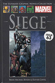 Siege (Marvel Graphic Novel Collection issue 63) Books