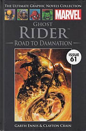 Ghost Rider: Road to Damnation (Marvel Graphic Novel Collection issue 61) Books