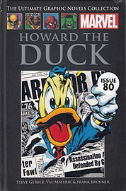 Howard the Duck (Marvel Graphic Novel Collection issue 80) Books