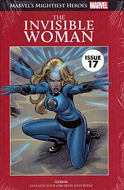 The Invisible Woman (Marvel's Mightiest Heroes issue 17) Books