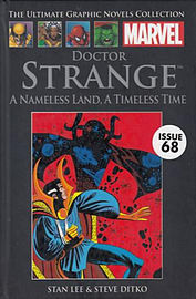 Doctor Strange: A Nameless Land, A Timeless Time (Marvel Graphic Novel Collection issue 68) Books